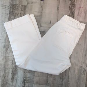 Old Navy High Waisted Cropped Jeans Size 4
